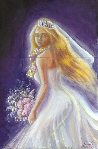 Mireasa trist - Sad bride