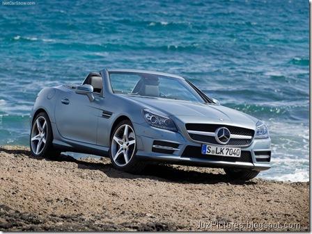 Mercedes-Benz SLK3504