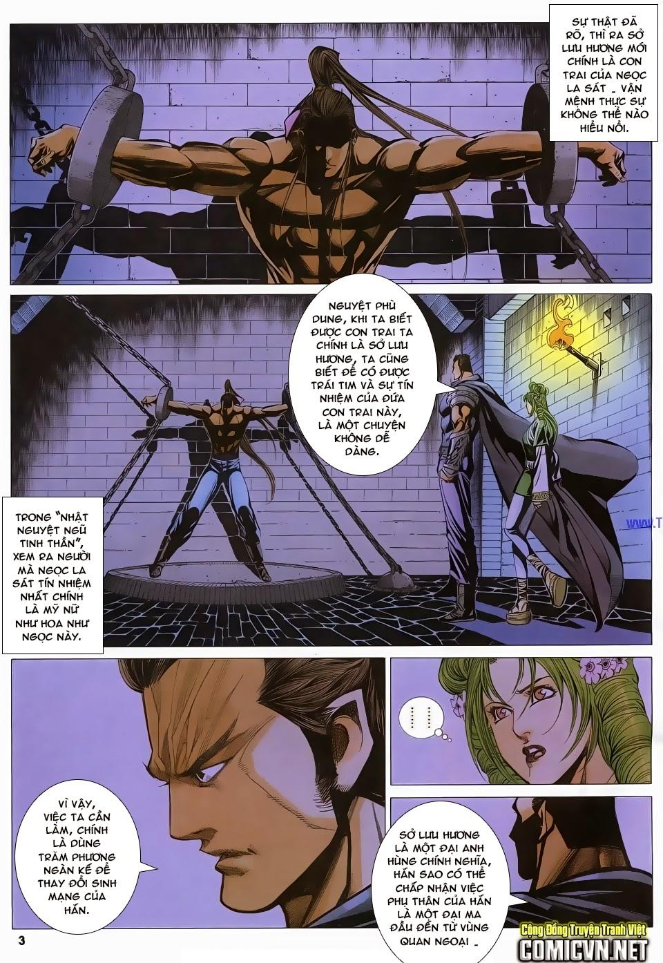 Cổ Long Quần Hiệp Truyện chap 83 - Trang 3