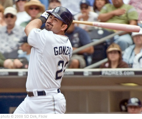 'Adrian Gonzalez' photo (c) 2008, SD Dirk - license: http://creativecommons.org/licenses/by/2.0/