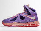 nike lebron 10 gr allstar galaxy 10 01 Release Reminder: Nike LeBron X All Star Limited Edition