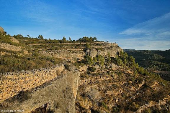 Camí del Grau GranLa Bisbal de Falset, Priorat, Tarragona
