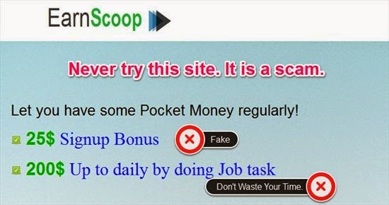 earnscoop.com-scam
