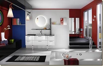 Baños Modernos de Lujo