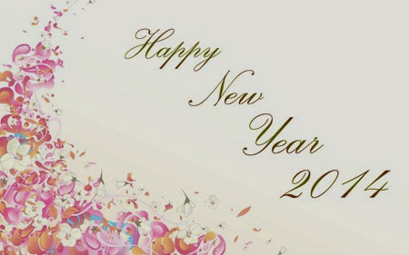 Happy New Year–2014 Animated E-Card Greetings