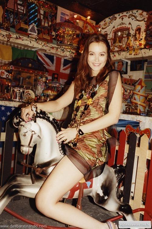 Leighton meester blair gossip girl garota do blog linda sensual desbaratinando  (257)