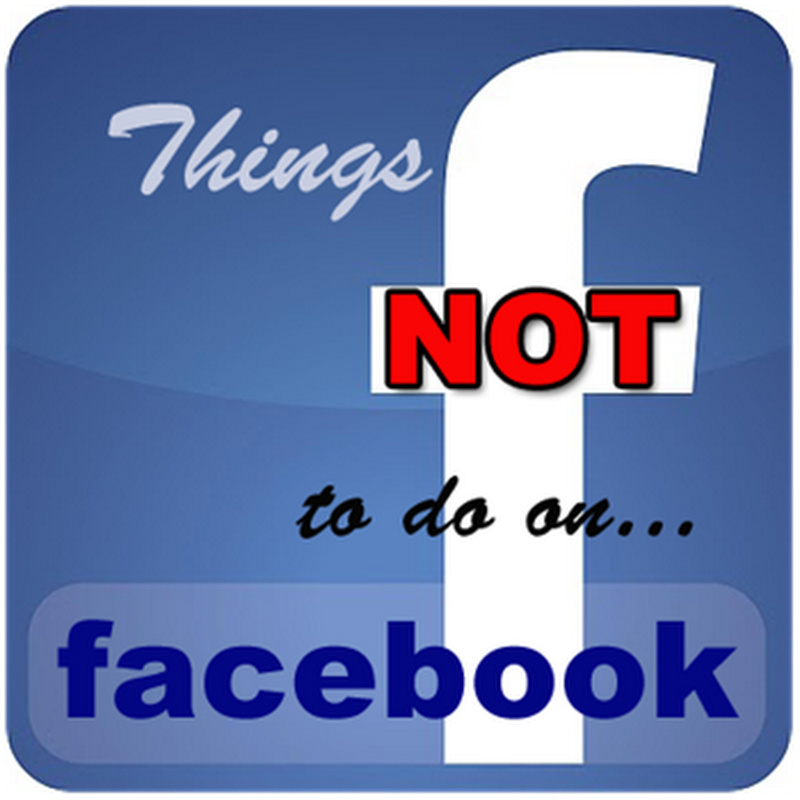 10 Things Artists Should NOT Do When Promoting Art on Facebook
