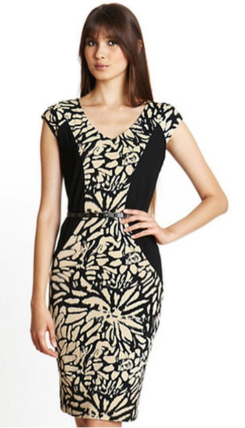 2012-08-09_JULIAN-TAYLOR-Belted-Crepe-Knit-Dress-front