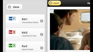 RAI, Mediaset, Streaming