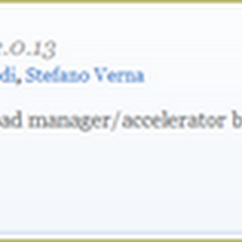 Down ThemAll ของ Firefox ที่ช่วย Download รูปภาพ,วีดีโอ,ลิงค์ ทั้งหน้าเวบ