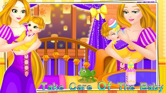 Take care of the baby- screenshot thumbnail