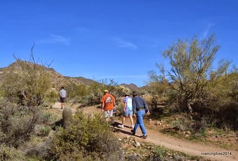 Blevins Trail