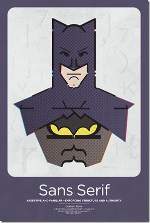 typo batman