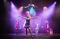 Touring Circus production- Night Circus