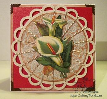 card w lily 500
