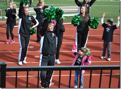 Oct 27 2012 Eagle Game Cheering 046 edited