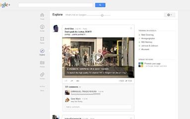 Google Plus Whitespace Remover