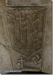 Escudo - Villanueva de Aézkoa