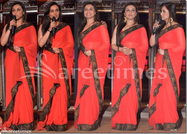 Rani_Mukherjee_Red_Saree