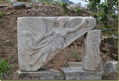 Ephesus ngle near temple