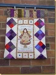 Mini Angel Quilt Joan R