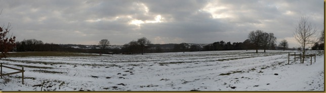 Panorama from Stone Common Plott