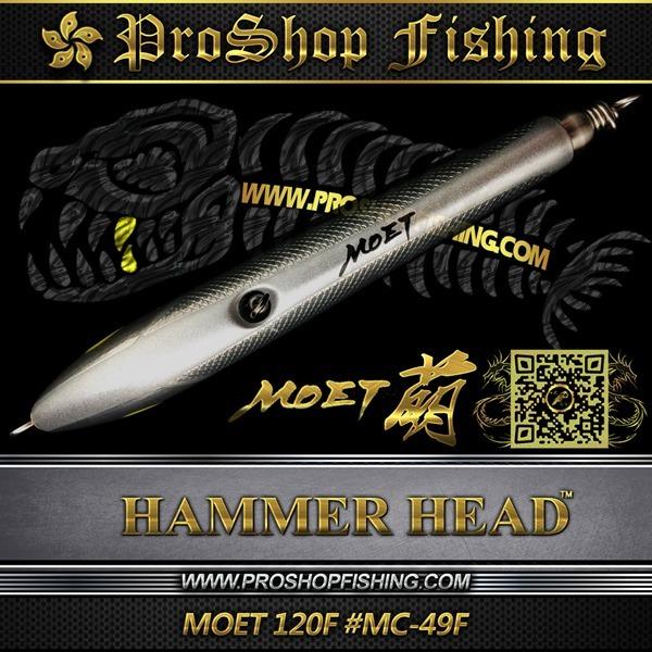hammerhead MOET 120F #MC-49F.4