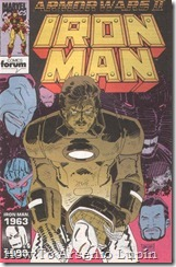 P00139 - El Invencible Iron Man #262