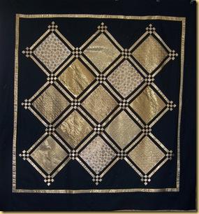 Joy Gold quilt