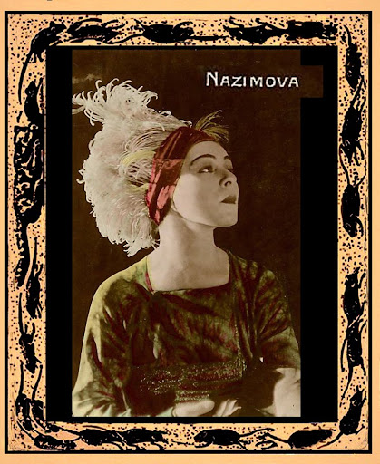 June Mathis Alla Nazinova