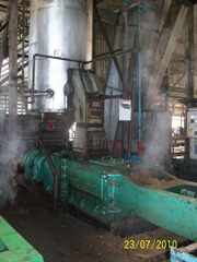 Digester dan screw press