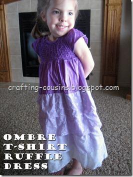 Ruffled T-shirt Dress (27) copy