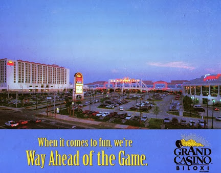 Grand Casino Biloxi-we stayed here