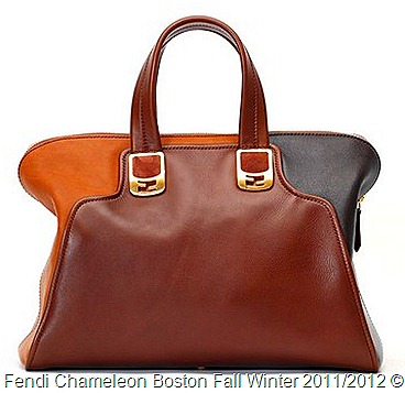 Fendi Chameleon Boston Fall Winter 2011 2012 GVR TWV
