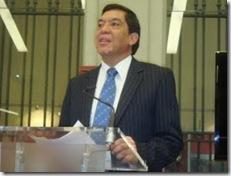 """Presidente: El torero Enrique Calvo """"El Cali"""""""