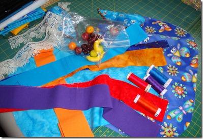 fabricwings