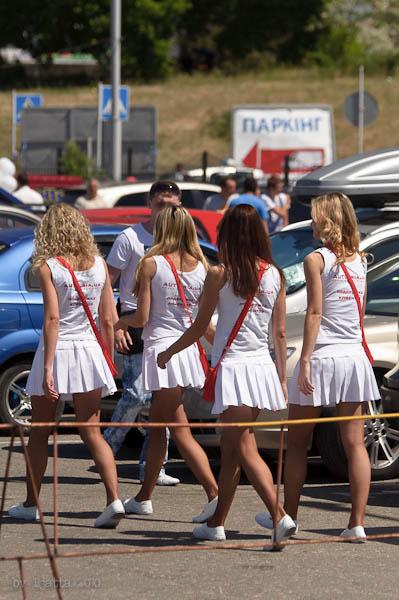 Девушки. Киев. Мотор Шоу. 6062