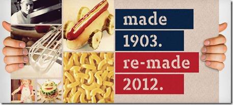 Kraft home page