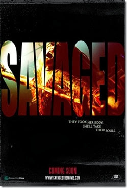Savaged-teaser poster