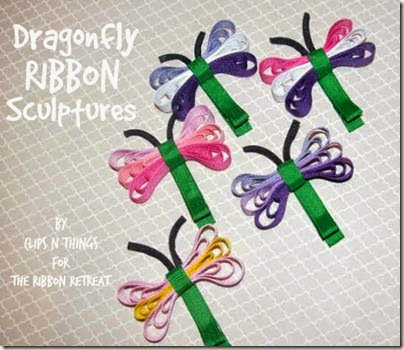Dragonfly-Ribbon-Sculptures