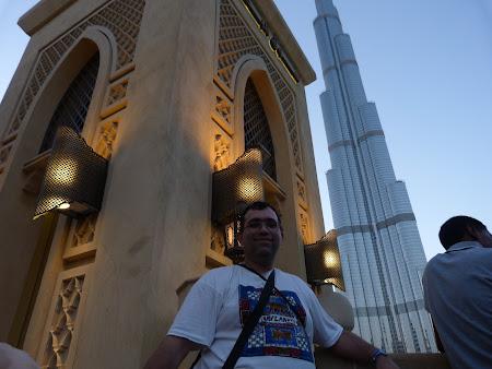 Obiective turistice Dubai: Burj Khalifa Dubai