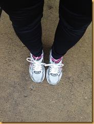Jen's Running Feet
