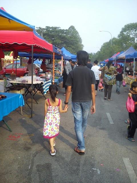 Bazar Ramadhan 2013