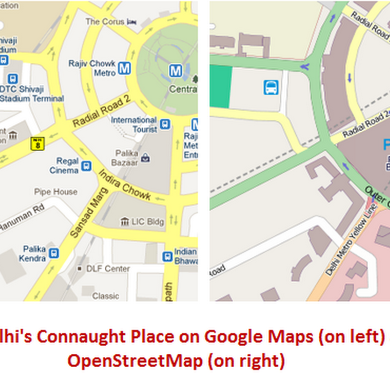 Offline Maps and GPS Navigation Apps For Android