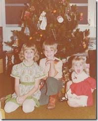 Kids Xmas '78