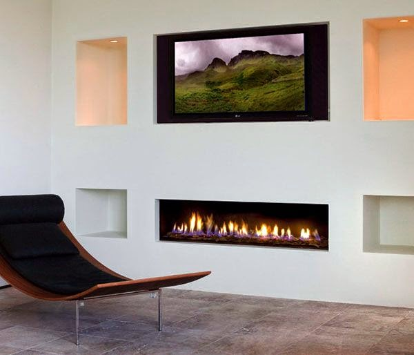 Modern Fireplace6 Modern Gas Fireplace