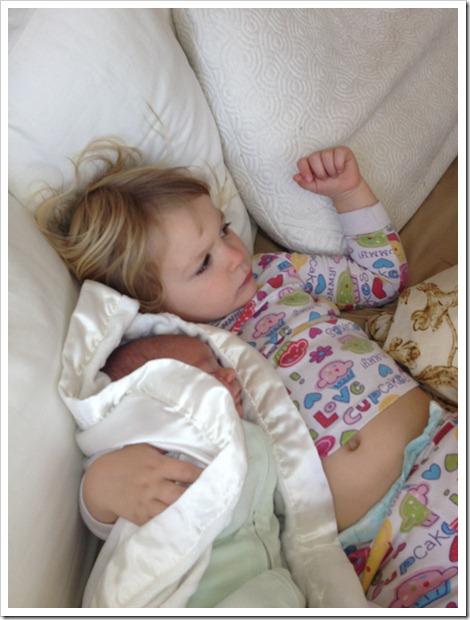 Isla Gemma sleep