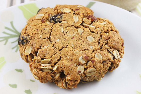 Oatmeal Raisin Cookies 5
