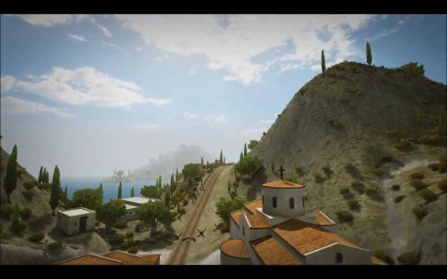 Η Κεφαλονιά στο Call of Duty:World at War