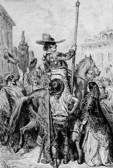 El picador Sevilla Doré